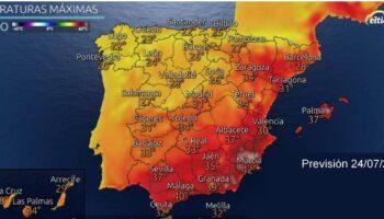 Caudete alcanzará hoy temperaturas de hasta 40 grados