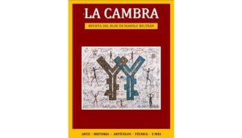 Publicado el segundo número de la revista La Cambra