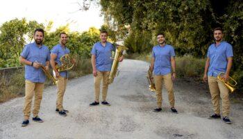 Back to Brass actuará mañana miércoles en el Ciclo de Conciertos Nocturnos