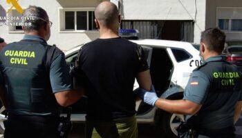 La Guardia Civil detiene a un vecino de Caudete como presunto autor de un delito de robo con fuerza
