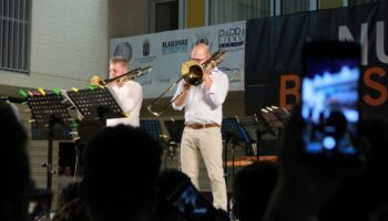 Numskull Brass Festival Caudete ofrece hoy su tradicional Noche del metal