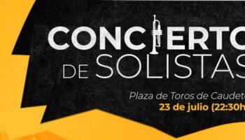 El Concierto de Solistas de Numskull Brass Festival tendrá lugar esta noche en la plaza de toros