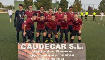El C.D. Caudetano perdió 1-2 frente al Eldense B en su primer partido de la pretemporada