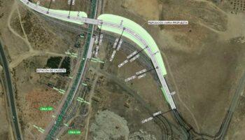 ADIF sustituirá el puente de la estación por uno nuevo que contará con carril para peatones y bicis