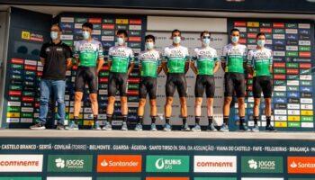 El Caja Rural-Seguros RGA abandona la Vuelta a Portugal tras detectarse dos positivos en los controles COVID-19