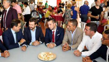El PP de Caudete anima a simpatizantes y afiliados a asistir a la Convención Nacional en Valencia