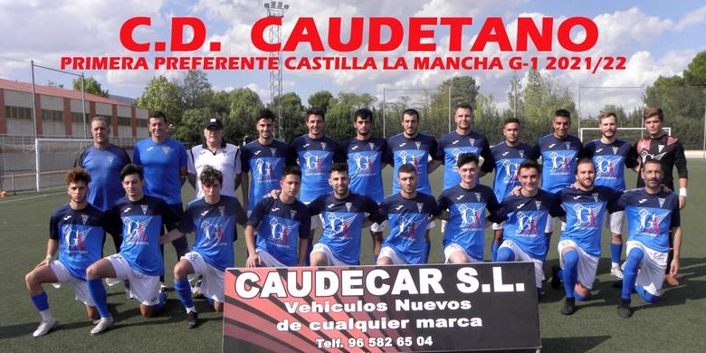 C.D. CAUDETANO 2021/2022