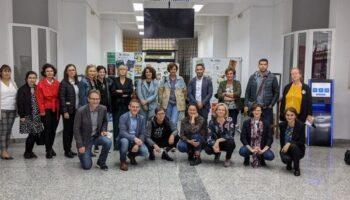 Personal de la Biblioteca Pública Municipal y de la Agencia de Desarrollo Local de Caudete han viajado a Rumanía en el marco de Erasmus+