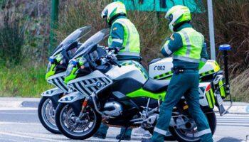Detenida una persona de Caudete por atentar contra un agente de la Guardia Civil de Tráfico al que derribó de la motocicleta