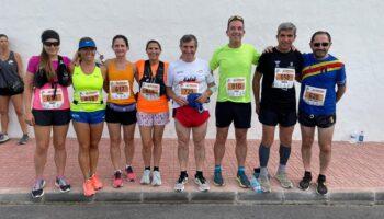 Ocho caudetanos han participado este fin de semana en la Media Maratón y la 10K de Ibiza