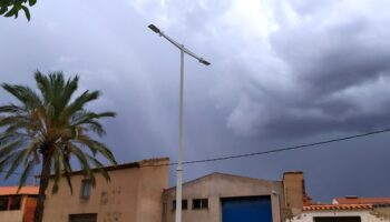 Acusado descenso de las temperaturas en Caudete a partir de mañana