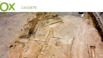 Vox Caudete pide al Gobierno Municipal que proteja adecuadamente los yacimientos arqueológicos