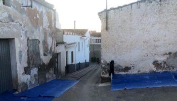 El Barrio de Santa Ana se beneficia de nuevas actuaciones a través del Plan de Empleo PEEZRD