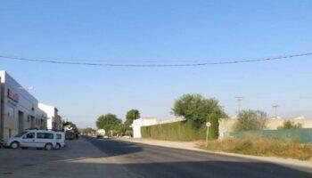 El Ayuntamiento de Caudete creará una zona verde en la Avenida de Valencia