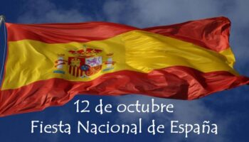 Hoy, 12 de octubre, se celebra la Fiesta Nacional de España