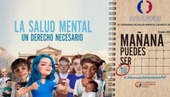 ACAFEM comienza las Jornadas de Salud Mental 2021