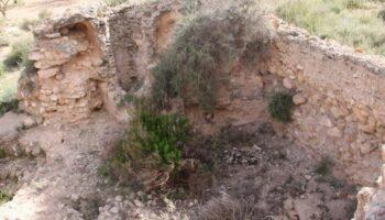 El Ayuntamiento de Caudete da un paso más en la consolidación de los restos de la Torre de Bogarra