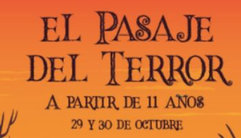 El PIAF de Cáritas Caudete organiza un Pasaje del Terror para Halloween