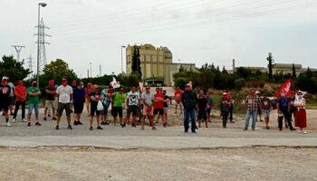Los trabajadores y trabajadoras de Crisnova votan a favor de iniciar paros y movilizaciones tras rechazar la propuesta de la empresa
