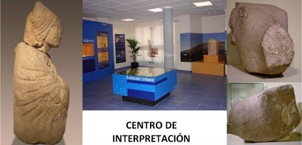 El Centro de Interpretación del Patrimonio contará con las réplicas de la Dama de Caudete y de la Cabeza de Toro