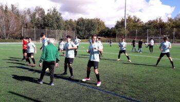 Brillante empate del Caudetano contra el At. Ibañés, y victorias del Juvenil y los Cadetes