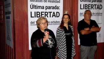 Ayer se inauguró en Villena el Ciclo de Miradas de Realidad