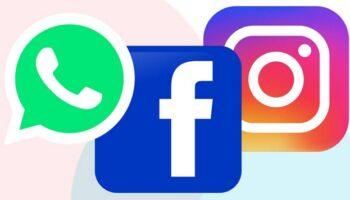 Las principales redes sociales han dejado de funcionar sobre las 17:20 horas y continúan sin servicio
